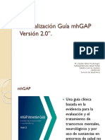 03 - Actualización Mhgap 2.0 - Matías García