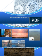 Wastewater Management Che5