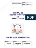 Manual GMP