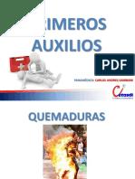 6. QUEMADURAS