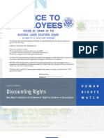 Discounting Rights