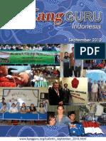Kang Guru Indonesia September Bulletin 2010