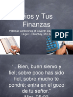 Dios y las finanzas ppt