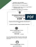 Especificaciones tuberías V2