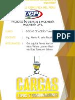 CARGAS - Tipos y Combinaciones