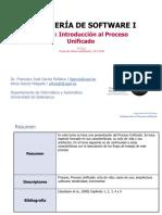 IS_I Tema 5 - Proceso Unificado