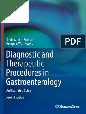 Clinical Gastroenterology) Subbaramiah Sridhar, George Y  Wu