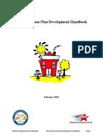 IEP and Lesson Plan Development Handbook