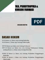 377473734-Narkotika-Psikotropika-Prekursor-Farmasi.pptx