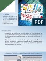 """Actividad 3. """"Mi Modelo Sobre El Ambiente de La Mercadotecnia"""".1CX73_Fragoso_Ramón."""