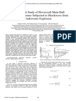 A Numerical Study of Hovercraft Main Hull Structural Response Subjected to Shockwave from UNDEX.pdf