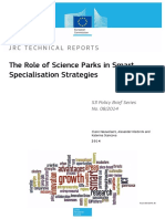 The Role of Science Parks in Smart Specialisation Strategies.pdf