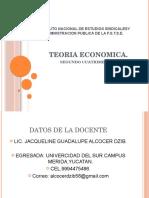 teoria economica 1