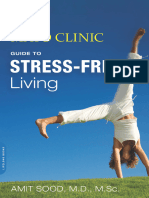 Amit Sood - The Mayo Clinic Guide to Stress-free Living (2013, Da Capo Press)