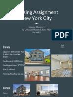housing assignment new york city