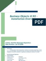 BO XI R2 Installation Guide