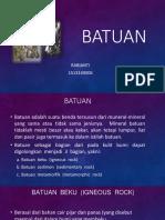 Batuan (Mineralogi) Bia