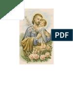 Glorioso Patriarca - San Jose