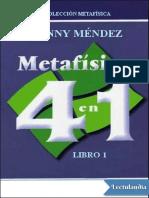 Metafisica 4 en 1 Libro 1 - Conny Mendez
