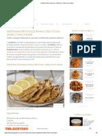 Sardinha Frita Sequinha e Deliciosa_ Confira Como Fazer
