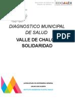 Diagnóstico Municipal 2018 OSCAR