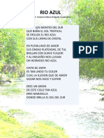 6.-Letra Rio Azul
