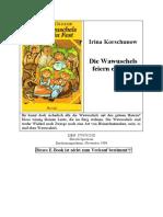 Korschunow Irina Die Wawuschels Feiern Ein Fest 1