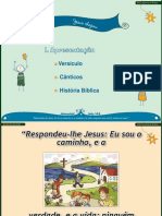 slide biblico