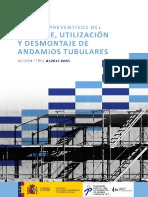 Husillo regulacion andamio de 500mm CAJA DE 4 UNIDADES