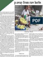 Article on Tumba and Aerovela