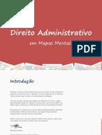 Mapas - Direito Administrativo