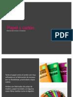 Envases de Papel y Carton