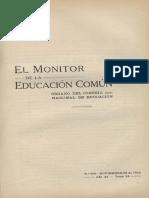 Monitor 635 Noviembre 1925
