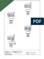 Secciones de Pilas Pl2a