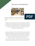 Canarias Mercado Cautivo, La Cuba Española Del Siglo XXI