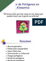 09. Patogenos en Alimentospatogenos en Alimentos