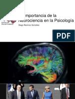 La Importancia de La Neurociencia en La Psicología
