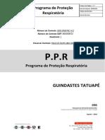 Ppr 2.018 - Guindastes Tatuapé - Para Aprovação