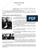 Biographie Martin Luther King 2