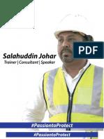 Salahuddin Johar Profile