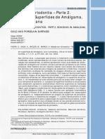 Bionator - protocolo clínico (mono)