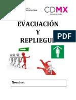 Evacuacion y Repliegue2016
