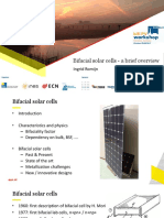 1 I. Romijn ECN Solar Cell Overview