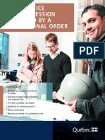 Guide Professions Canada