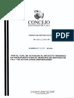 Estatuto Presupuestal Acuerdo 0438 del 2018 - Titulo 5.pdf