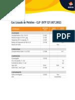 Especificacion Del Glp GLP