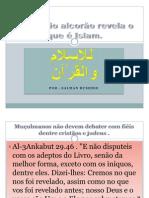 Estudo sobre o Islam e Alkuran (Alcorão) youtube