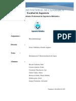 Biorremediación y Biodepuración en Aguas