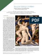 Cupido y venus de Bronzino