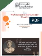 Fundamentos de Filosofía - Parte 2